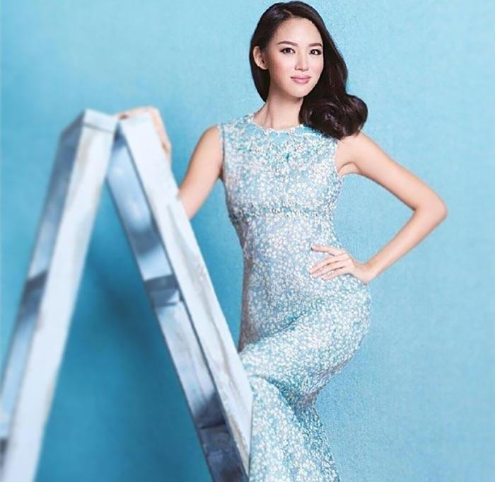 Zhang Zilin - Beautiful Chinese Women No. 2