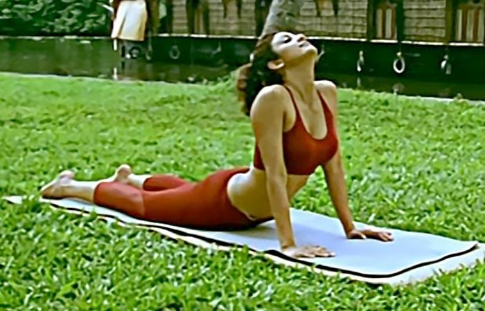 Bhujangasana - To Stimulate The Svadhisthana Chakra And Increase Metabolism