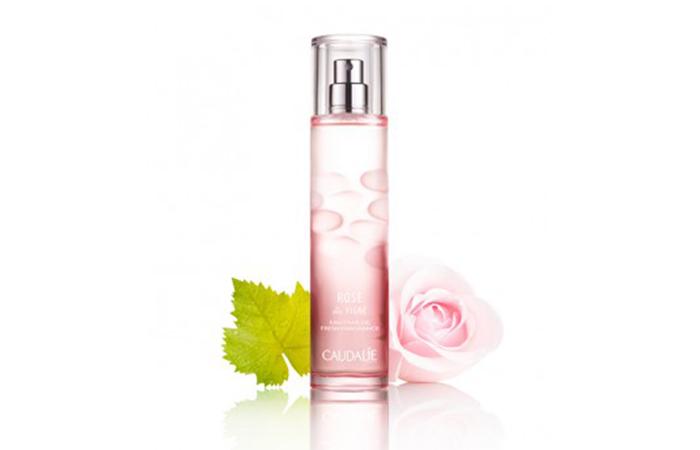 Caudalie, Rose de Vigne - Best Summer Perfume