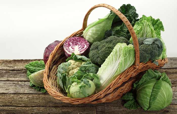 Cruciferous Vegetables (Cabbages)