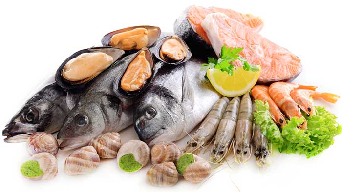 Eggs, Meat, And Seafood Rich In Calcium