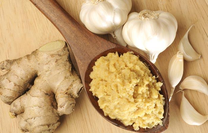 Garlic-And-Ginger-For-Hair-Growth