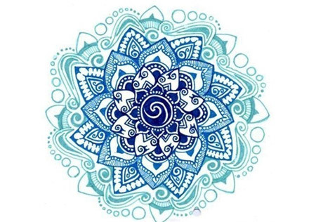Lotus Mandala Tattoo Pinit