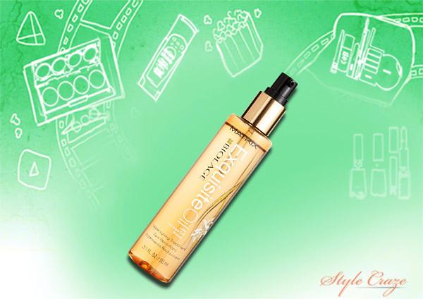 matrix biolage exquisiteoil protective treatment