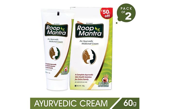Roop Mantra Ayurvedic Cream