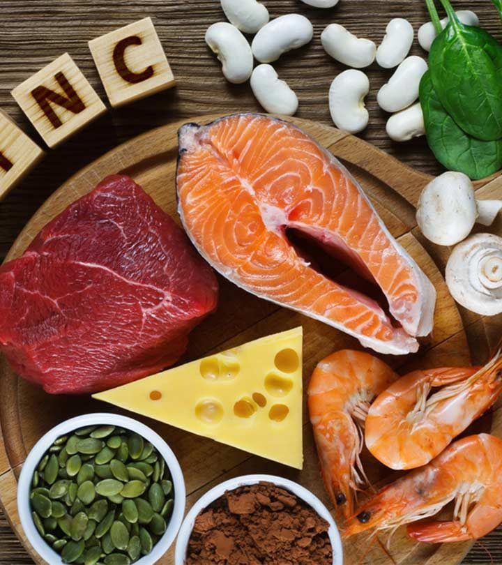 Top 25 Foods That Are Rich In Zinc