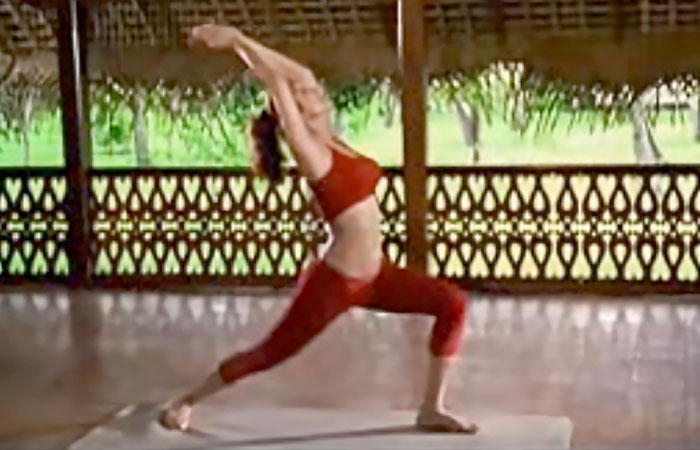 Virabhadrasana - To Increase Stamina