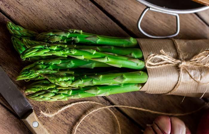 Foods For Healthy Liver - Asparagus