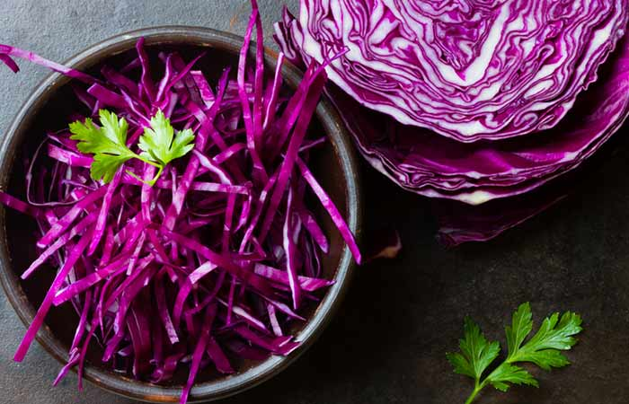 Foods For Healthy Liver - Red Cabbage