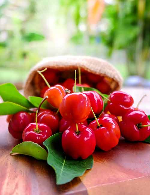 Foods For A Healthy Kidney - Cherries