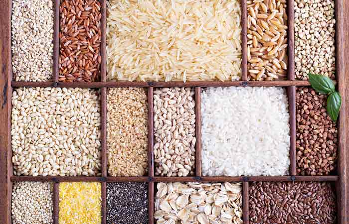 Foods For Healthy Liver - Whole Grains