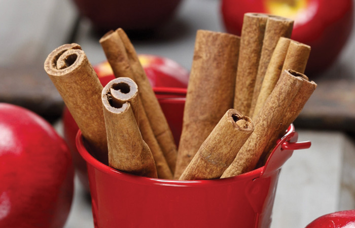 Fat Burning Foods For Dinner - Cinnamon