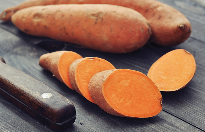 Fat Burning Foods For Dinner - Sweet Potato