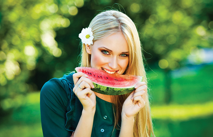 Fat Burning Foods Post-Workout - Watermelon