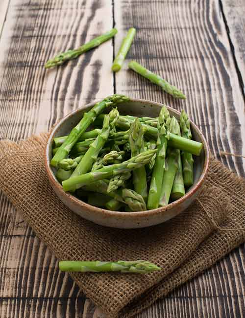 Foods For A Healthy Kidney - Asparagus