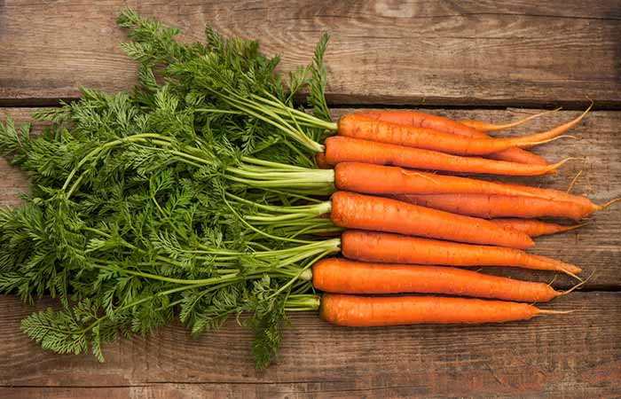 Foods For Healthy Liver - Carrot