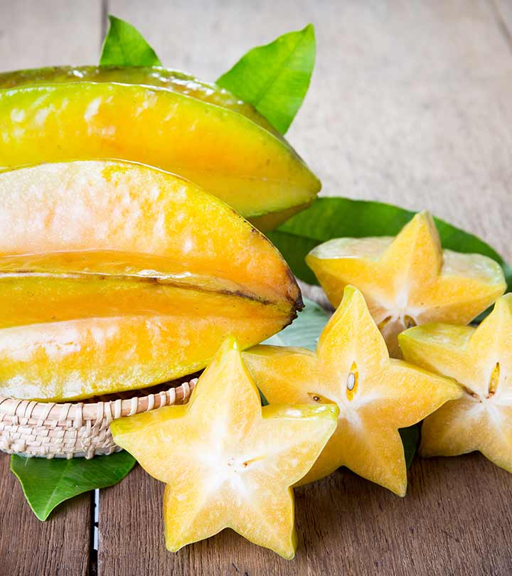 13 Amazing Benefits Of Star Fruit (Kamrakh) For Skin, Hair And Health