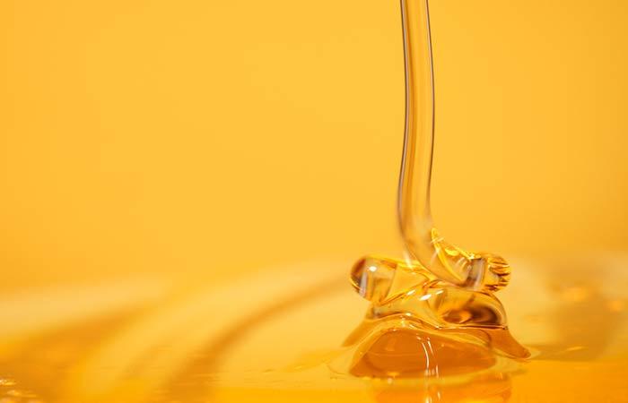 8. Honey Hair Spa Treatment