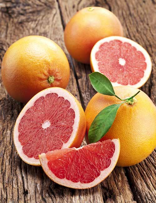 9. Grapefruit