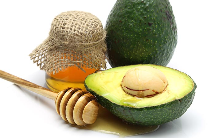 Avocado-And-Honey-Hair-Mask