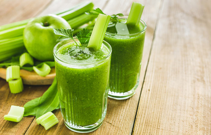 Weight Loss Drinks - Negative Calorie Celery Drink