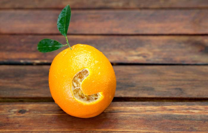 Vitamin C To Amp Up Your Antioxidant Levels