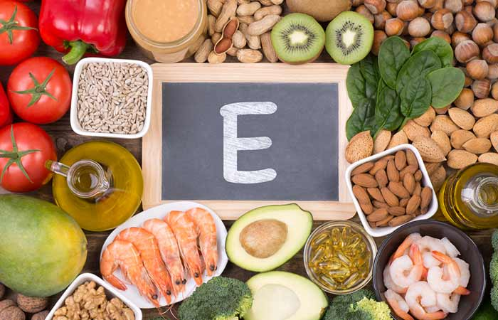 Vitamin E For Preventing Dryness