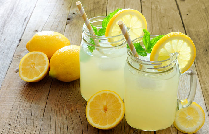 Weight Loss Drinks - Weight Loss Lemonade