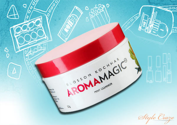 buy aroma magic mint cleanser