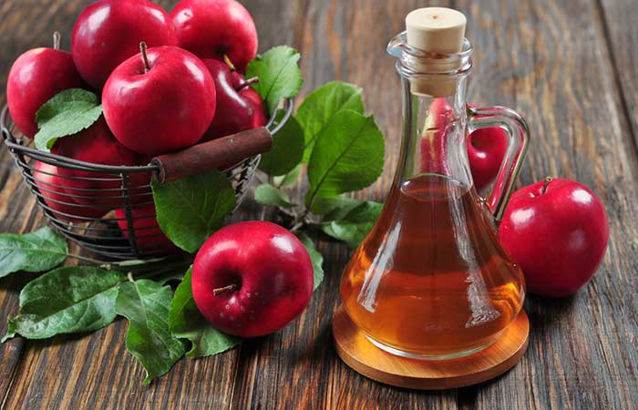 13. Apple Cider Vinegar