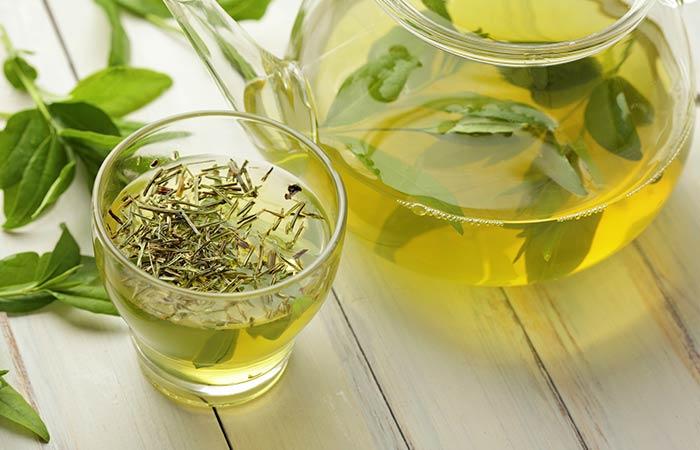 14. Green Tea
