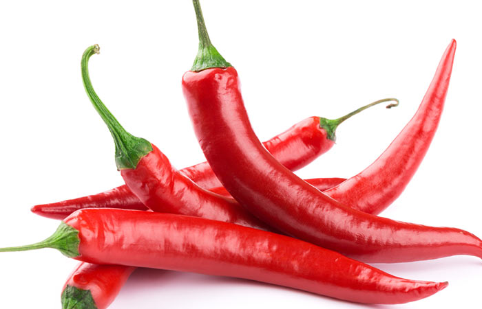 How To Increase Metabolism - Consume Cayenne Pepper