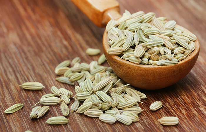 2. Fennel Seeds