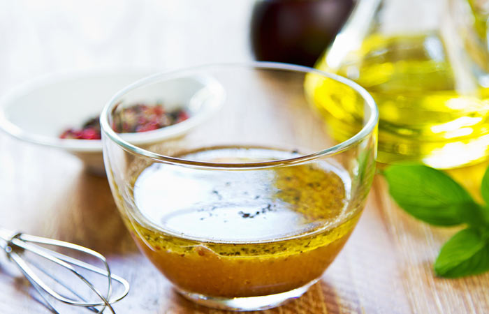 How To Increase Metabolism - Make A Light Dressing