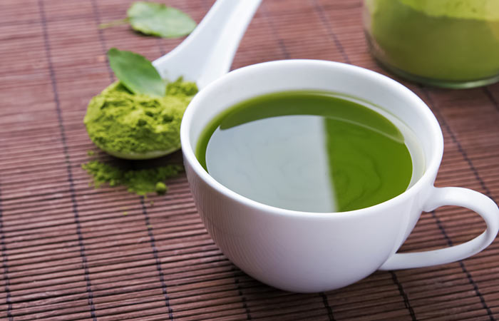 How To Increase Metabolism - Drink Matcha