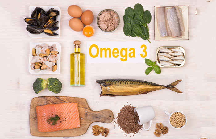 How To Increase Metabolism - Consume Omega-3-Fatty Acids