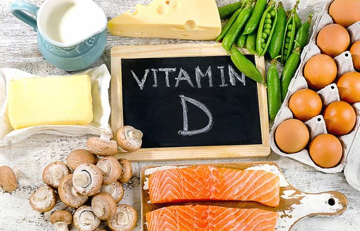 How To Increase Metabolism - Consume Vitamin D Foods