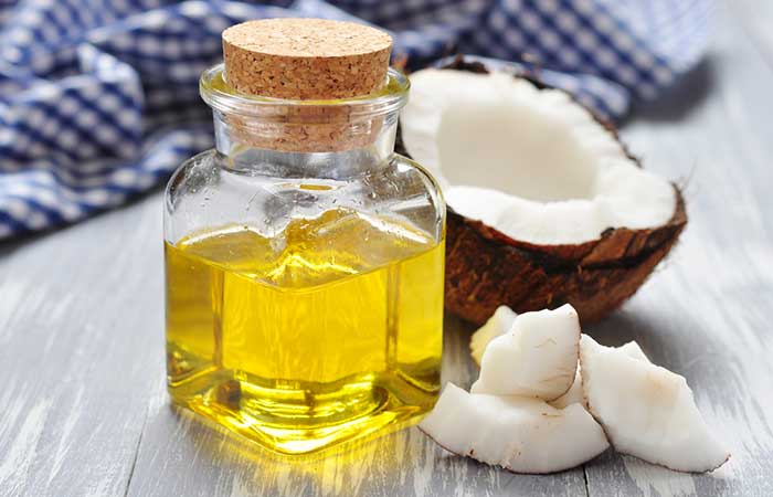Foot Pain - Coconut Oil
