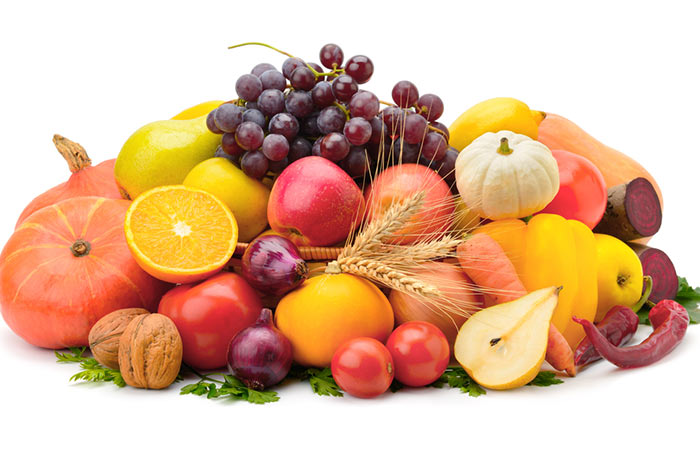 How To Increase Metabolism - Include Fruits & Veggies