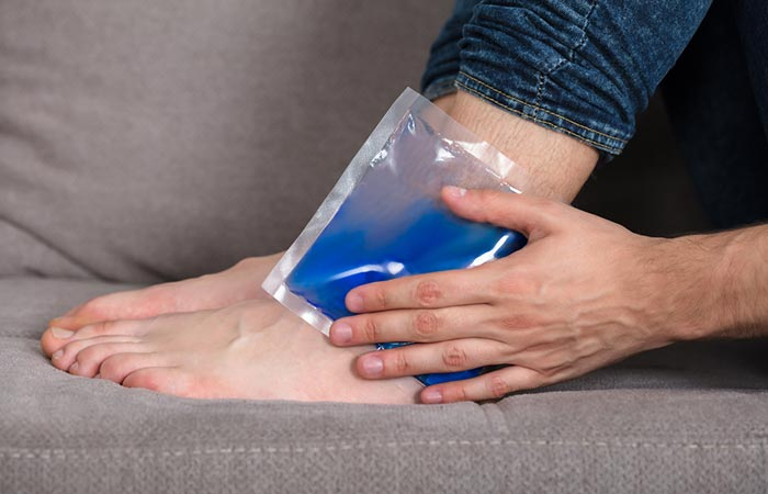 Foot Pain - Hot Or Cold Compress
