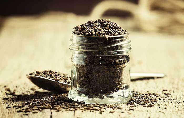 7. Caraway Seeds