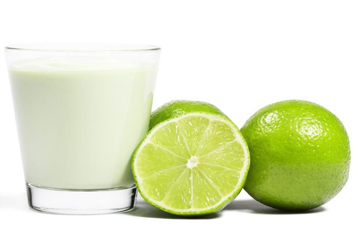 Lemon, Milk, And Turmeric Pack For Sensitive Skin