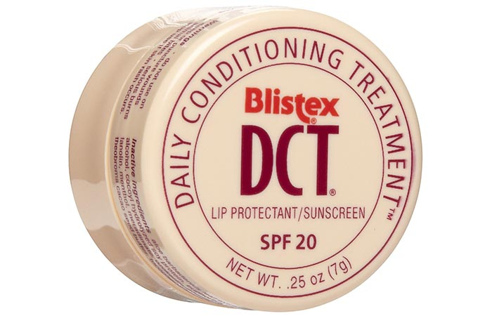 Blistex Daily Conditioning Treatment