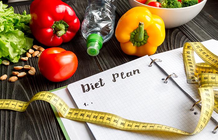 Cayenne Pepper Weight Loss Diet Chart