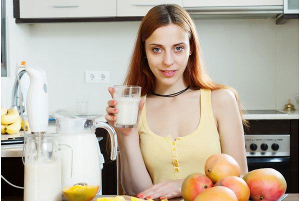 Mango and Milk
