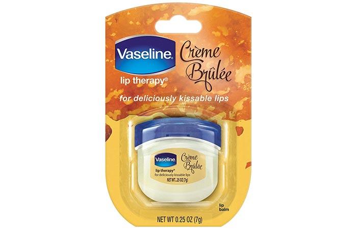 Vaseline Creme Brulee Lip Therapy