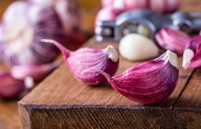 (b) Garlic For Insomnia