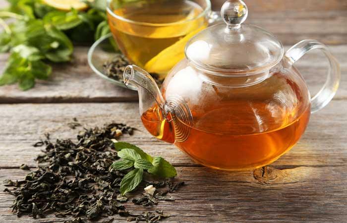 (b) Green Tea For Insomnia