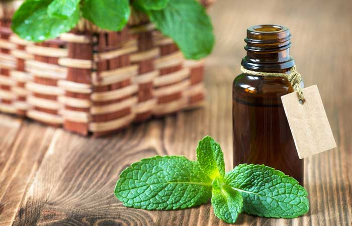 Foot Pain - Peppermint Oil