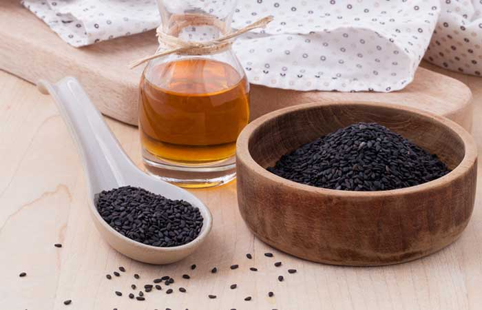 (d) Black Seed Oil For Insomnia